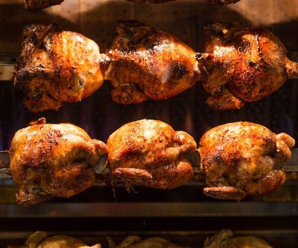 Rotisserie Chicken at Brennan's