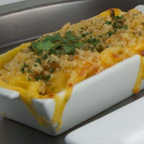 Mac and Cheese at Brennan's