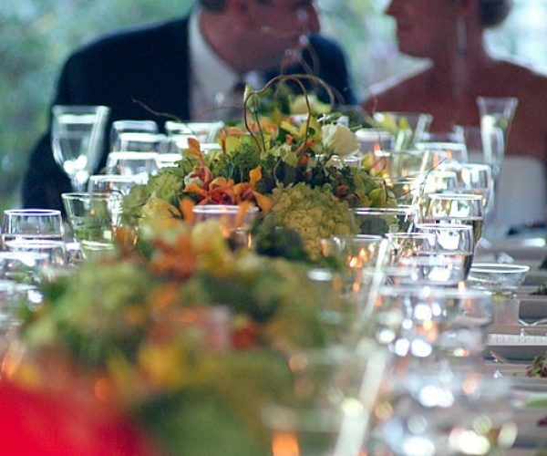 Weddings catered by Brennan's