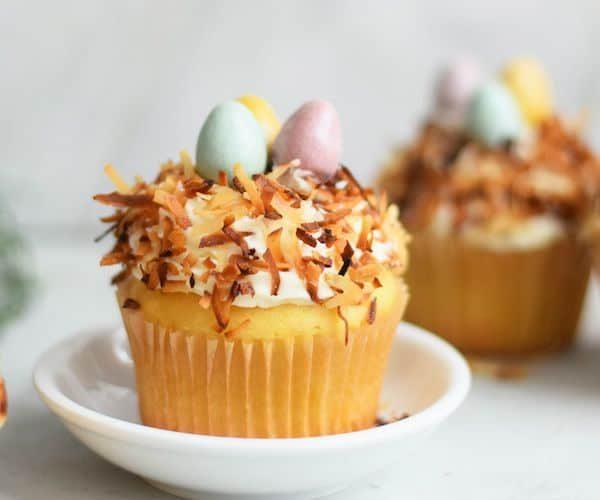 Brennan's Easter Cupcakes