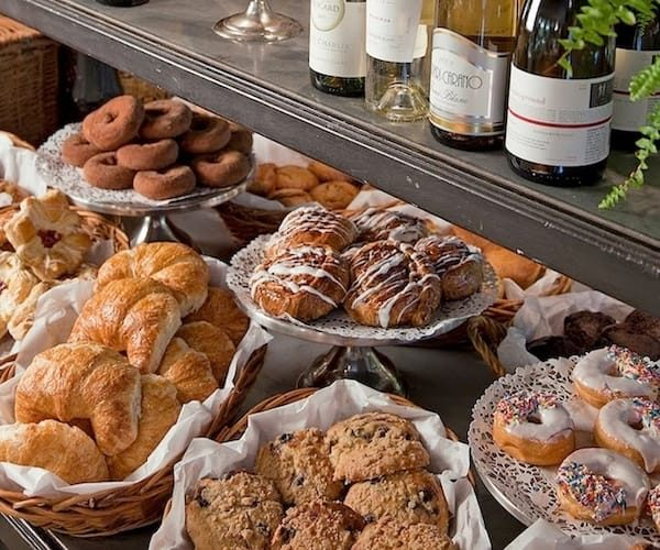 Brennan's Pastries Baked Every Day